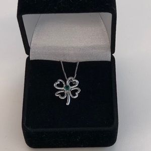 Kay Jewelers Clover Necklace
